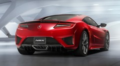 La nouvelle Honda NSX ouvre ses commandes : Un missile venu d'ailleurs