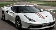 Ferrari 458 MM Speciale : modèle unique