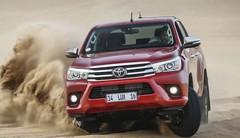 Essai Toyota Hilux : même sophistiqué, il reste un dur