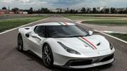 Ferrari 458 MM Speciale : exemplaire unique