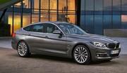 BMW Série 3 Gran Turismo : quelques changements