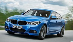 BMW offre une mise à jour à la Série 3 GT