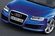 Audi dévoilera sa RS6 Avant au Salon de Francfort