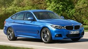 BMW Série 3 GT 2016 : Discrètes retouches pour la Série 3 GT restylée