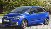 Citroën : le C4 Picasso restylé à partir de 24950 euros