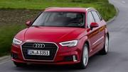 Essai Audi A3 restylée (2016) : Mouton à trois pattes