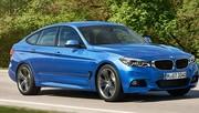 La série 3 Gran Turismo : le crossover de BMW mis à jour