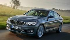 BMW Série 3 GT 2016 : les photos de la Série 3 Gran Turismo restylée