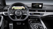 Nouvelle Audi A5 : petit Prologue