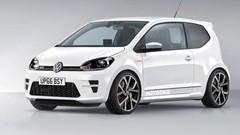 Une Volkswagen UP! GTI en préparation ?