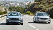 Essai Volvo S90 et V90 2017 : objectif conquête