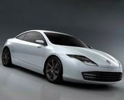Renault Laguna Coupé Concept : Retour en fanfare