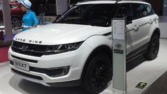 Land Rover porte plainte contre Landwind