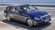 Mercedes Classe E Break : moins de coffre mais toujours au top