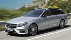 Mercedes Classe E Estate (2017)