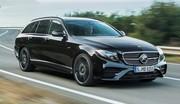 La toute nouvelle Mercedes Classe E break