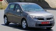 Dacia Sandero et Logan (2016) : nouveau look pour le Mondial de l'auto