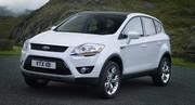 Ford Kuga : Elegance tout-terrain