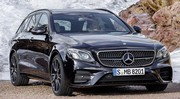 Mercedes Classe E break : déjà en 43 AMG !
