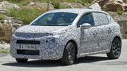 La future Citroën C3