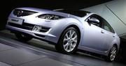 Nouvelle Mazda6 : nettement moins sage