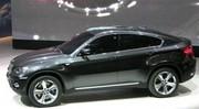 BMW X6 Concept ActiveHybrid : L'hybride munichois