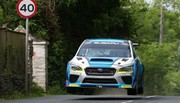 Record du tour de l'Île de Man pour la Subaru WRX STI
