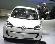 Volkswagen UP : Un amour de citadine
