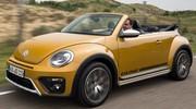 Essai Volkswagen Coccinelle Dune Cabriolet (2016) : Fausse baroudeuse, vrai plaisir