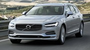 Essai Volvo V90 D5 AWD Inscription Luxe : Un break richement modernisé