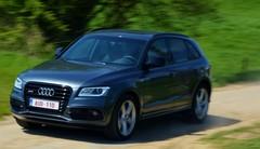 Essai Audi SQ5 Plus : Tornade mazoutée