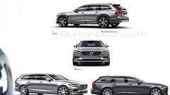 La future Volvo V90 Cross Country en avance