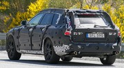Volvo V90 Cross Country (2017) : spyshot du futur break baroudeur