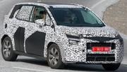 Futur Citroën C3 Picasso : Le prochain C3 Picasso prend l'air