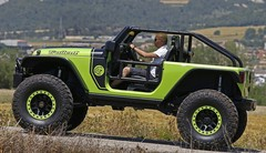 Essai Jeep Trailcat Concept : Machine de guerre