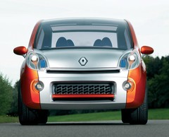 Renault Kangoo Compact Concept : Un Kangoo branché
