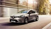 Les photos de la Renault Clio restylée