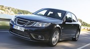 Nouvelle Saab Black Turbo X : Diamant noir