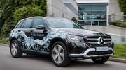 Mercedes : un GLC à hydrogène l'année prochaine