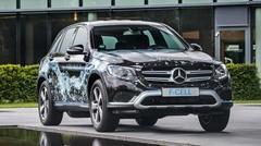 Mercedes accentue sa révolution électrique avec le GLC F-CELL