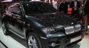 BMW Concept X6 : Le concept qui joue de l'épaule
