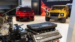 Le musée Lamborghini fait peau neuve