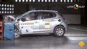 Latin NCAP : seulement 2 étoiles pour la Peugeot 208 en Amérique du sud