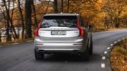 Volvo : le XC90 atteint 421 chevaux grâce à Polestar