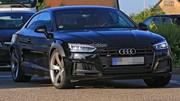 Nouvelle Audi RS5 : premières photos