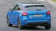 Audi SQ2 : en essai sur le Nürburgring