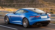 Essai Jaguar F-Type SVR : sang bleu
