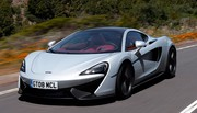 Essai McLaren 570 GT : adroite toute