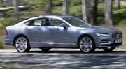 Essai Volvo S90 (2016) : Que de la gueule ?
