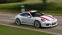 Essai Porsche 911 R : gardienne du temple